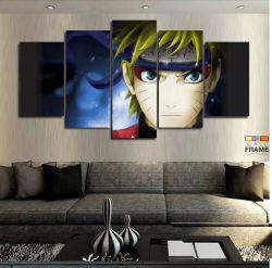 Quadros Decorativos Naruto 63x130cm em Tecido