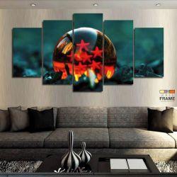 Quadros Decorativos Dragon Ball Z 63x130cm em Tecido