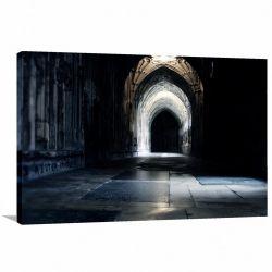 Quadro Harry Potter decorativo com Tela em Tecido